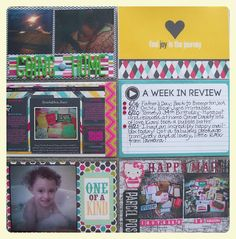 Project Life: Week 25