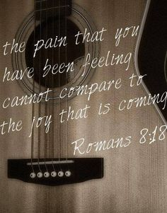 Yet what we suffer now is nothing compared to the glory He will reveal to us later. -Romans 8:18 NLT