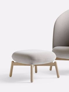 Easy Nest Wood by Form Us With Love for Plus Halle