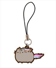 Pusheenicorn phone charm...I need to add some cute to my phone! :P