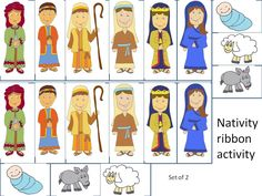 """Games and other activities for Family Night: Primary 3 B Lesson 47 """"Jesus Was Born on Earth (Christmas) Priamry 2 A lesson 46 """"Jesus Christ is the Greatest Gift"""""""