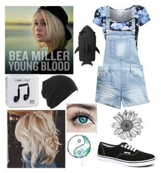 Young Blood by: Bea Miller by aesthetic-makayla on Polyvore featuring polyvore fashion style H&M Vans STELLA McCARTNEY Happy Plugs clothing