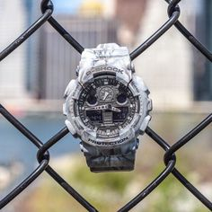 G-Shock Marble Camouflage Watch Model No. GA100MM-8A