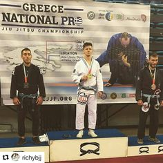 Da Boi Richie B killing it again over the weekend! #bjj #ecjja #teamcsp  #Repost @richybjj with @repostapp  Greece World Pro Trials Champion but unfortunately I wasn't able to get my hands on the ticket to Abu Dhabi in the open weight! I got some amazing experience here and it made me realise how lucky I am to have @darraghoconaill guiding me and everyone @ecjja for the high level training. I will try again soon! Thank you to @kingzeurope / @kingzkimonos for keeping me looking fresh! #ecjja…
