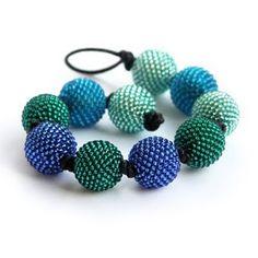 Bead crochet beads