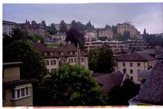 Lake Lucerne.