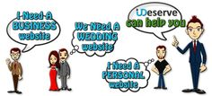 Whatever be your website requirement. We Make it extra special with our custom Web Design..