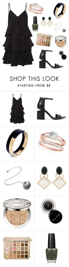 """Party"" by wickedcitrine ❤ liked on Polyvore featuring Paul & Joe, Alexander Wang, Marni, Christian Dior, Bobbi Brown Cosmetics and OPI"