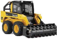 John Deere Service Technical Manual: JOHN DEERE 318D 320D SKID STEER LOADER (MANUAL CON...