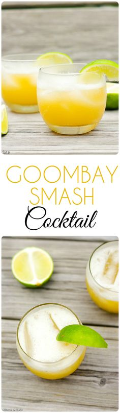 Goombay Smash Cocktail