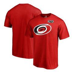 Carolina Hurricanes Fanatics Branded 2017 NHL Centennial Season Big & Tall T-Shirt - Red - $29.99