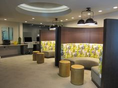 Clubhouse designed by Beasley & Henley Interior Design. Located in Boston, MA.