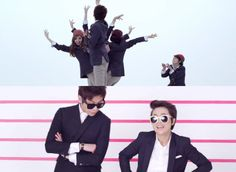 """#FNC"" Two Song Place (투송플레이스) revealed Parodical Music Video ""Age-Height"" (나이-키)"
