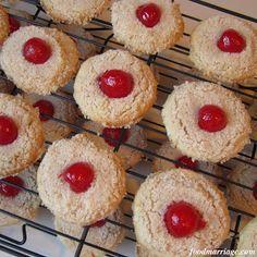 Recipe: German Streusel Cookies