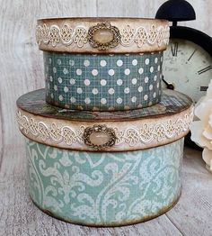 1 million+ Stunning Free Images to Use Anywhere Decoupage Vintage, Decoupage Box, Vintage Crafts, Vintage Shabby Chic, Paper Mache Boxes, Creation Deco, Shabby Chic Crafts, Hat Boxes, Pretty Box