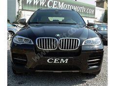 BMW X6 5.0d M xDrive CEM OTOMOTİV 2012 BMW X6 M50D XDRİVE
