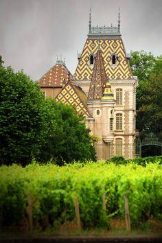 Château de Corton André © André Keil