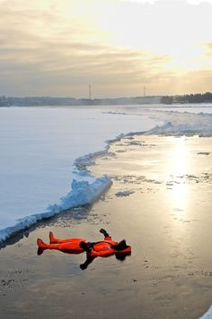 Bring your swimmers to Luleå in Swedish Lapland