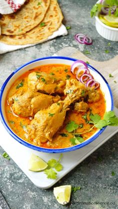 Dahi ( yogurt ) chicken, a delicious dish that requires minimal effort and delivers scrumptious results ! Don't you just love it whenit's easy to cook up a tasty meal without having to slog it out in the kitchen. Indian food can be daunting, given its long list of ingredients and a lot of sautéing. … … Continue reading →