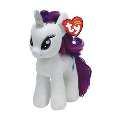 My little pony knuffel Rarity 15 cm
