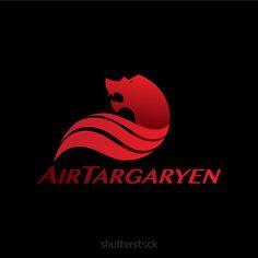 Game of Brands: AirTargaryen by @Shutterstock