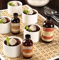 This Decadent Chocolate pudding with Espresso Whipped Cream recipe features an intensely hued trio of flavors for a dessert with endless flavor. Decadent Chocolate, Vegan Chocolate, Chocolate Desserts, Melting Chocolate, Chocolate Extract, Chocolate Pudding, Whipped Cream Ingredients, Recipes With Whipping Cream, Vegan Recipes Easy