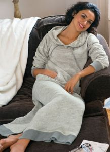 While there might not be such a thing as pain-free clothing, there are ways to be more comfortable. Ways to dress more comfortably - plus our contest where you could win this Lazy Day Lounger from Soft Surroundings! #pain #pain-free #clothing #chronicpain