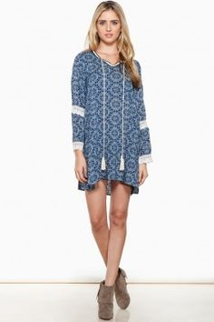 Danni Tunic Dress. Been looking for a dress like this for a long time