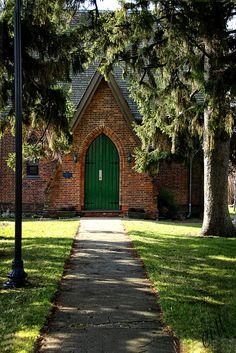 Church Doors by cliffhope73