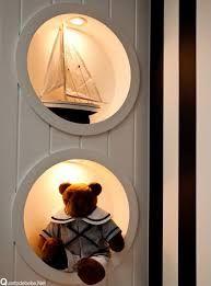Resultado de imagen para quarto com tema nautico