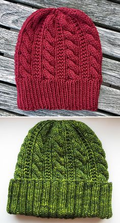 Beanie Knitting Patterns Free, Baby Hats Knitting, Baby Knitting Patterns, Loom Knitting, Free Knitting, Knitted Hats, Knitted Baby Beanies, Cardigan Bebe, Knit Crochet