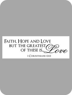 Image of Faith, Hope and Love...  vinyls for sale