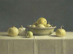 Henk Helmantel, 'Still Life with ornamental gourds', 1994