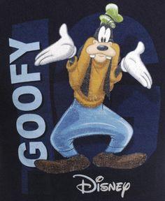 Goofy :)