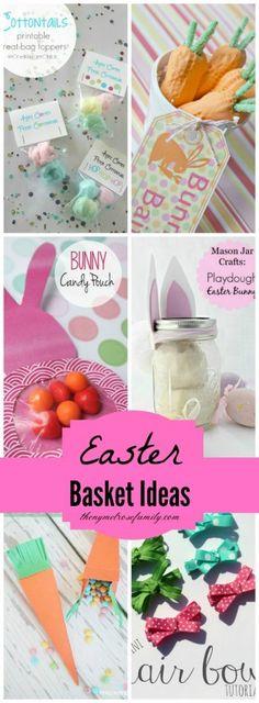 Easter Basket Ideas | The NY Melrose Family