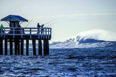 To surf or to fish ... That is the question  #melbournetouristguide #awesome_australia_ #fabulous_australia_ #liveinvictoria #aussiephotos #australia_oz #igers_vic #wow_australia2016 #australiagram #instalike #instadaily #photooftheday #picoftheday #dyobmelbourne #visitvictoria #victoria #visitgeelongbellarine #australia #dyobmelbourne #melbourne #madeinmelbourne #ilovemelbourne #pointlonsdalebeach #pointlonsdale  #mydestinationmelbourne #longexposure_world #ig_discover_australia…