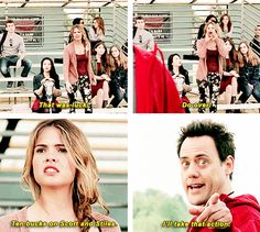 the coach is one of my fave characters!he is hilarious !! teen wolf 4x03