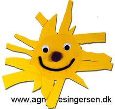 Solen er et af mine skønne dagplejebørns frihåndsklip og samtidig barnets første erfaringer med at klippe efter streg  🌞🌞 Ideen til solen opstod på stedet en morgen da vi lige havde ½ time alene sammen  🌞🌞 Vejledningen til solen finder du lige her :  http://agnesingersen.dk/blog/sol18 #kreativmedbørn #diy #forbørn #childrencraft #kidscraft #kidsprojekt #craftsforkids #sol #sun #frihåndklip #klipefterstreg