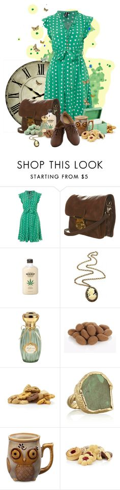 """Sweet girl"" by rorie-burke ❤ liked on Polyvore featuring Izabel London, Cameo, Annick Goutal, Harrods, Cartwright & Butler and Dara Ettinger"