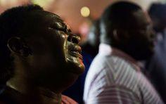 Charleston mourners