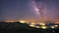 """Best Astonomy pictures of the year   """"Sky away from the Lights"""", par Tunç Tezel (Turquie)"""