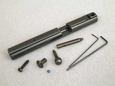 Steel breech kit for Crosman 1377 1740 1760 1377c pc77 backpacker bugout kit pumpmaster classic. crossman .177 caliber