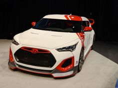 With the help of tuning giants such as Cosworth, ARK, and Bisimoto, a handful of hi-po Hyundais are unveiled at the 2012 SEMA Show. - Page 4