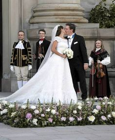 Princess Madeleine & Chris O'Neill's wedding