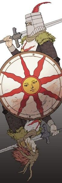 Praise the sun!...but not too much :c