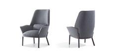 Arflex - Arm Chair SERENA & DOGE