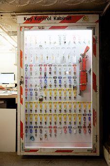 Tom Sachs' private vending machine