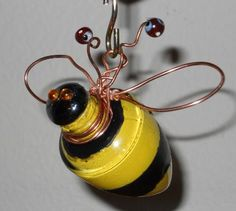 Thinking of you, @Chelsey Boatwright Photography Knapp! Bee made from a Wallflower bottle (bath & body works)