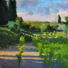 IanRoberts.com - Gallery - Plein Air Paintings