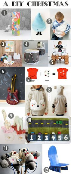 DIY Holiday Gift Guide | Babiekins